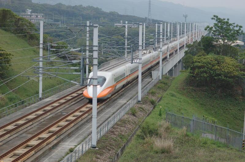 Taiwan HSR