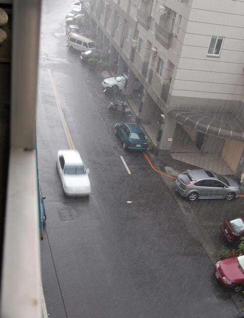 More Rain