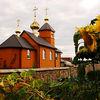 Orthodox church of Kostomloty