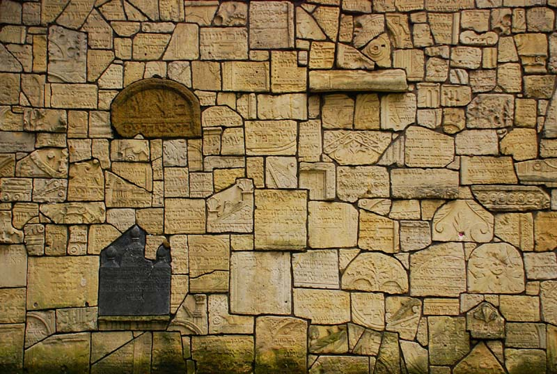 Jewish cemetry