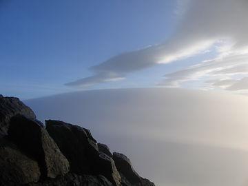 Yu Shan Peak at Dawn