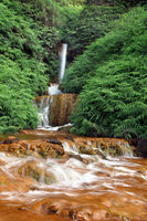 Golden Waterfall 黃金瀑布