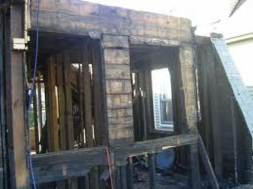 fire damage removal Atlanta