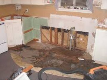 Dehumidification Water  Damage