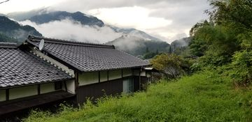 Early morning Tsumago