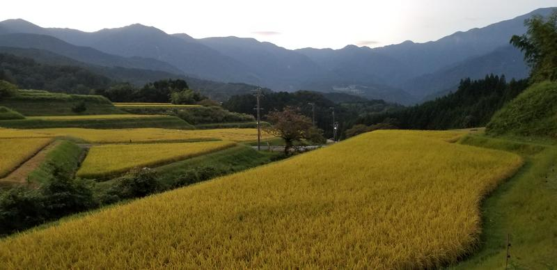 near Magome Japan