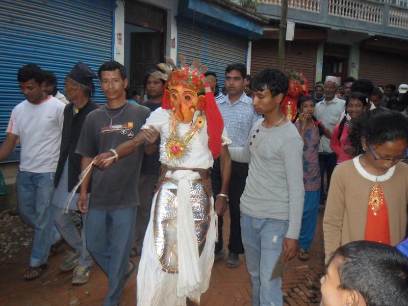 Kumari festival kathmandu