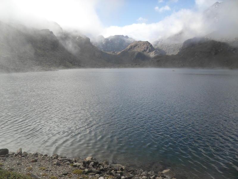 Gosainkunda Frozen Holy Lake