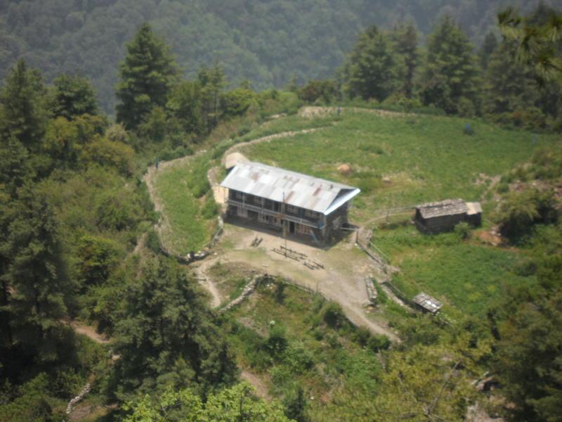 Chandanbari of Gosaikunda trek