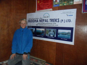 Lobuche Hotel at Everest  Trek