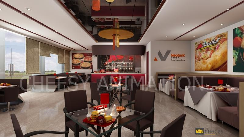 Pizza Hut Kitchen Design